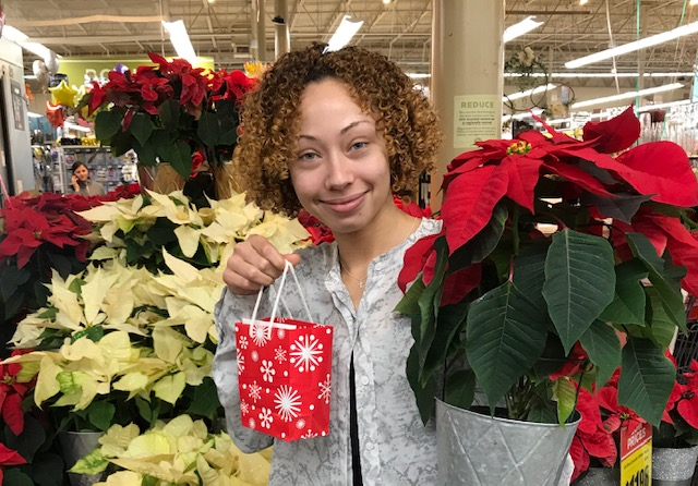 The Winner of the $250 HEB Holiday Dinner Giveaway is