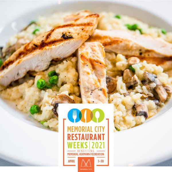 Houston Restaurant Weeks Ciros Italian Grille